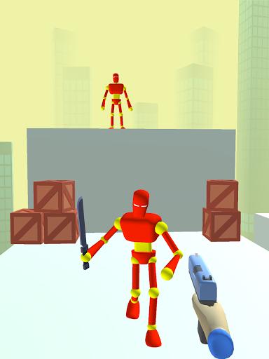 Gun Master 3D: Shoot 'Em Down android2mod screenshots 14
