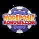 No Deposit Bonuses - Free Spins & Free Slots Games