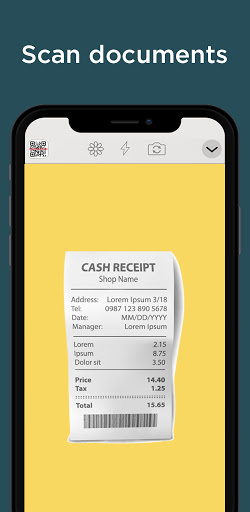 QR Code & Barcode Scanner android2mod screenshots 5