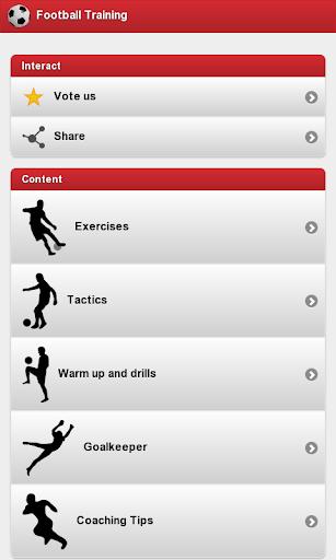 Football Training 1.05 Screenshots 1