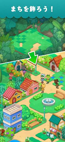 コビトタウン-かわいいコビトとまちづくりゲームのおすすめ画像2