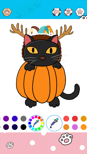 Colorful Cat 1.0.1 screenshots 4