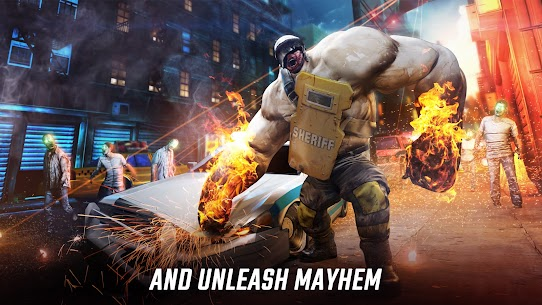 UNKILLED – Zombie Games FPS MOD APK 2.1.2 (Unlimited Ammo, Auto Heal) 15