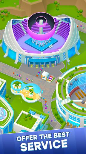 Diamond City: Idle Tycoon apkpoly screenshots 4