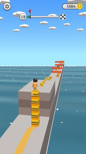 Cube Rider - Cube Surfer 3D  screenshots 3