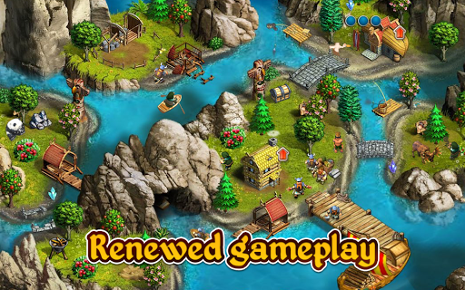 Viking Saga 2: New World  screenshots 8