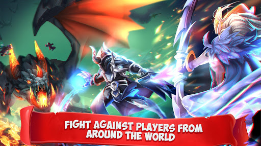 Epic Summoners: Hero Legends - Fun Free Idle Game  screenshots 9