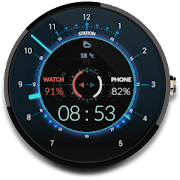 STATION - Watch face  Icon