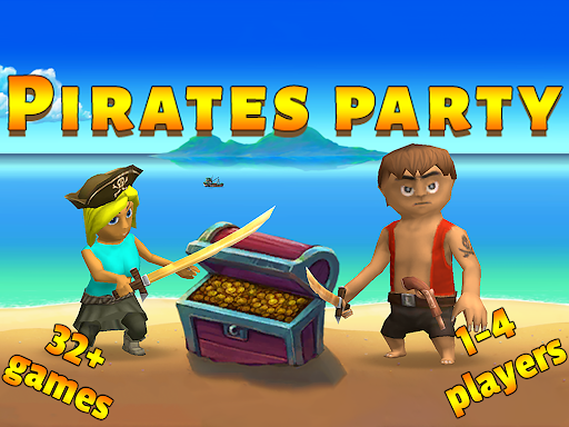 Pirates party: 2 3 4 players 2.25 Screenshots 9