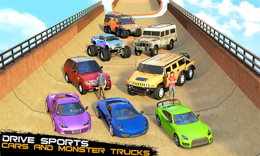 Ramp Car Stunts Racing - Extreme Car Stunt Games screenshots 7