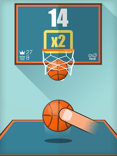 Basketball FRVR - Shoot the Hoop and Slam Dunk! screenshots 10