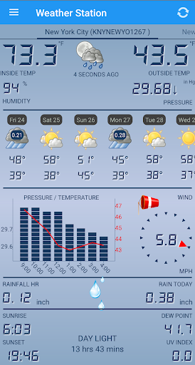 Weather Station 4.7.9 screenshots 1