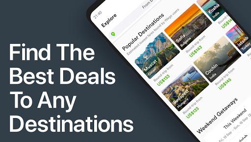 Download Wego Flights, Hotels, Travel Deals Booking App 6.4.0 2