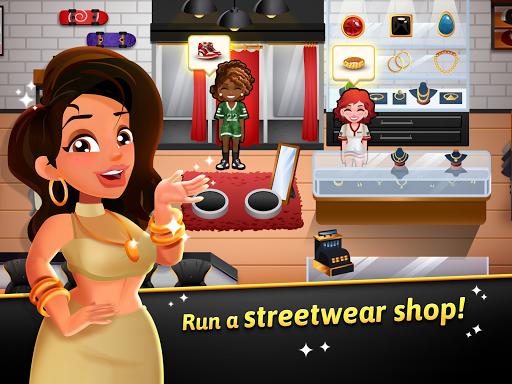 Hip Hop Salon Dash - Fashion Shop Simulator Game 1.0.10 screenshots 7