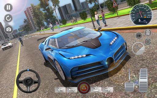Car Driving Simulator: Centodieci screenshots 4