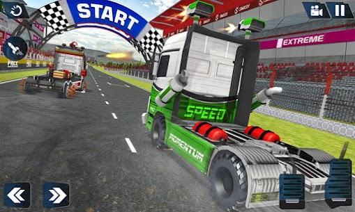 Semi Truck Crash Race 2021: New Demolition Derby 2