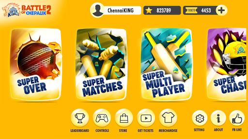 Chennai Super Kings Battle Of Chepauk 2 4.0 screenshots 2
