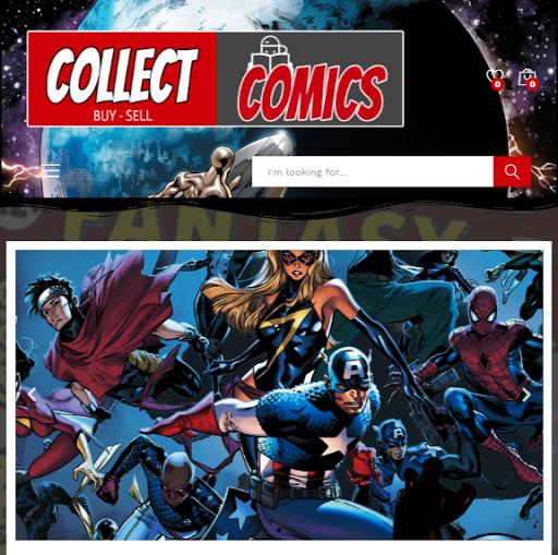 Collect Comics  screenshots 5