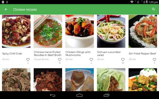 All Recipes : World Cuisines 54.0.0 Screenshots 13