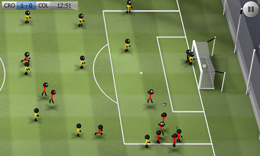 Stickman Soccer - Classic 4.0 Screenshots 5