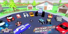 Dude Theft Wars: Open World Sandbox Simulator BETAのおすすめ画像2