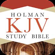 App Icon for Holman KJV Study Bible App in Czech Republic Google Play Store