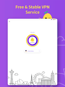 Potato VPN Mod APK 34 (No ads) 5