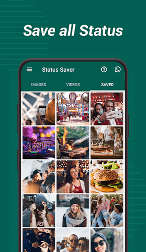 Status Saver for WhatsApp - Save & Download Status apktram screenshots 1