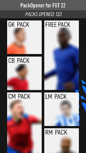 Pack Opener for FUT 22  screenshots 1
