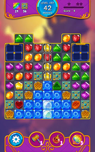 Jewel Witch - Best Funny Three Match Puzzle Game 1.8.2 screenshots 19