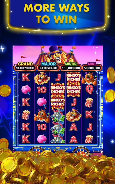 Big Fish Casino - Play Slots and Casino Games poster 10