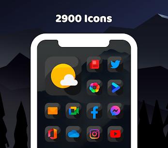 Anubis Black – Icon Pack Apk 2.1 (Paid) 2
