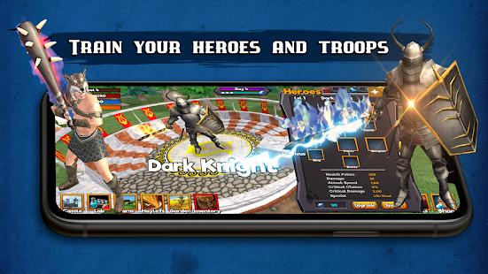 Grow Kingdom: Heroes and Monsters