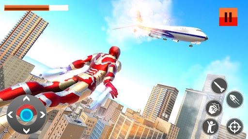 Iron Superhero War: Iron Robot Rescue Mission 2020  screenshots 13