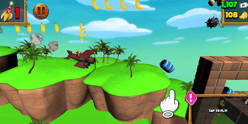 Kong Go! modiapk screenshots 1