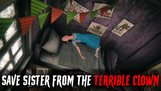 Death Park 2: Scary Clown Survival Horror Game Mod Apk 1.3.0 (Free Shopping) 7