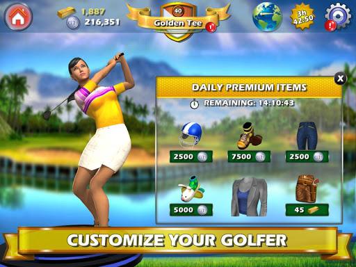 Golden Tee Golf: Online Games screenshots 10