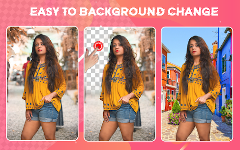 Photo Background changer & Remove BG 1