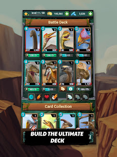 Jurassic Dinosaur: Carnivores Evolution - Dino TCG screenshots 13