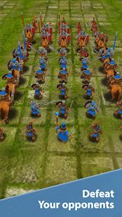 Medieval Battle Simulator Offline