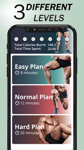 Leg Workouts - Lower Body Exercises for Men  Screenshots 4