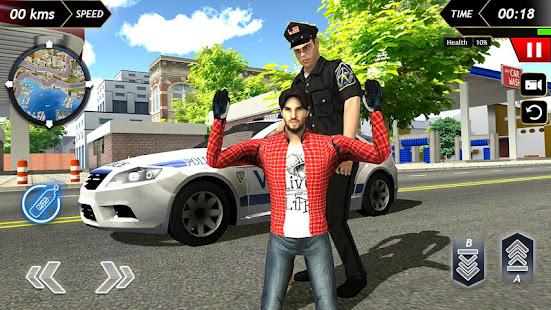 Police Car Racing 2020 Free screenshots 7