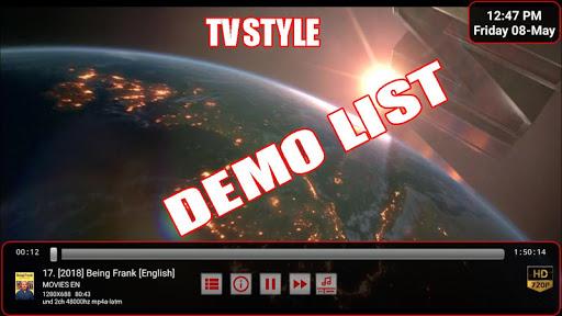 Ultimate IPTV Playlist Loader 4.40 Screenshots 15
