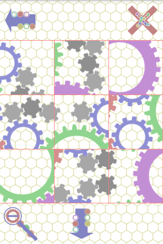 puzzle gears screenshot 1