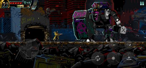 Huntdown 0.1 screenshots 3