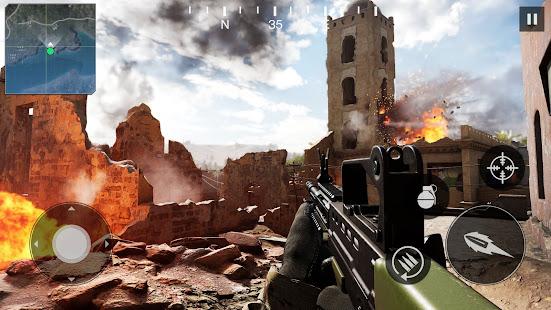 Critical Strike : Offline Game Apkfinish screenshots 3