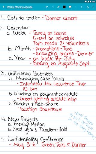 Squid - Take Notes & Markup PDFs  Screenshots 11