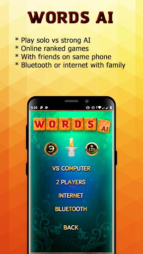Word Games AI (Free offline games)  screenshots 2