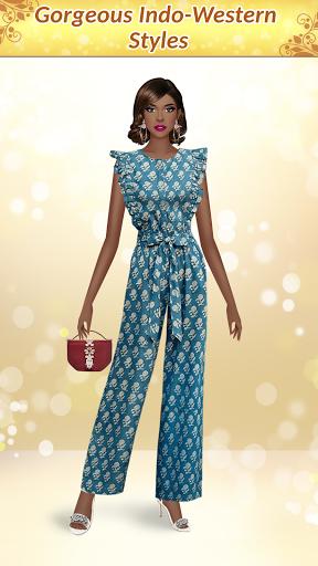 Indian Fashion Dressup Stylist 2.6 screenshots 3