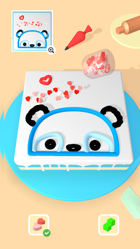 Cake Art 3D 2.1.0 screenshots 1
